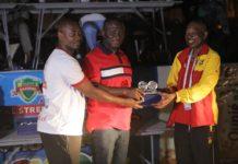 Hon. Adjei Sowah Honored