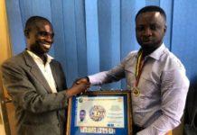 Ashanti Gold SC CEO awarded