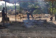 Tarkwa slaughter house