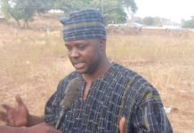 Mr Charles Taleog Ndanbon, the Assemblyman-elect for Zoliba-Tindongo Electoral Area.