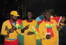 boxing team Ghana