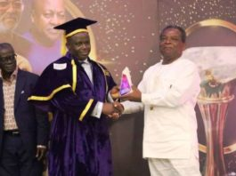 Mr Frank Adjei