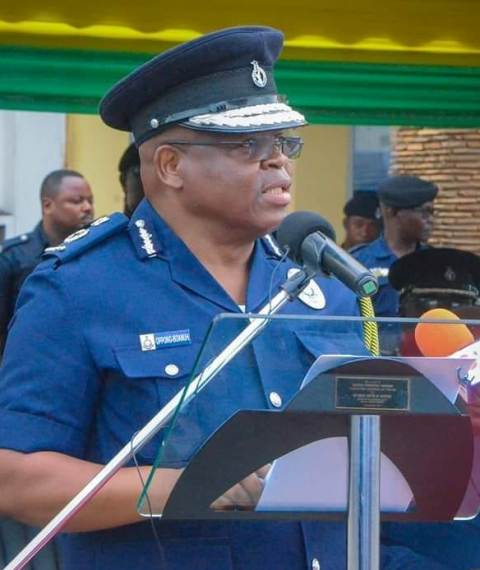 IGP announces GHS20,000.00 bounty on heads of policeman's killers