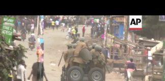 Kenyan police