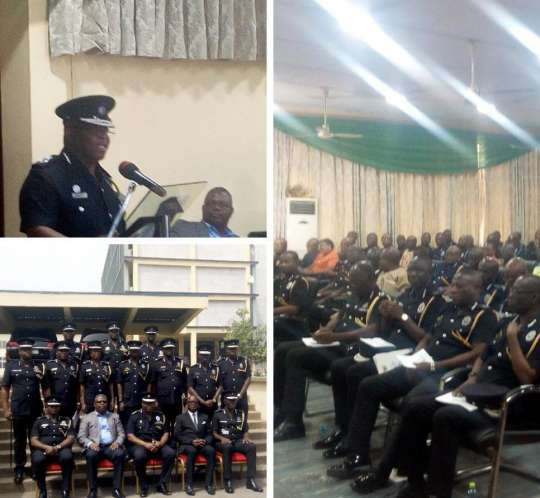 The Ghana Police Service: A Call for the Suspension of the Police Personnel at Sogakope
