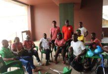 Wheelchair Tennis Players Undergo Medical Assessment