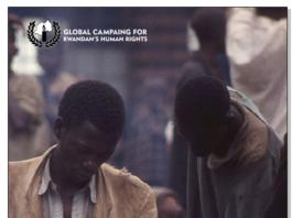 Global campaign for Rwanda human rights