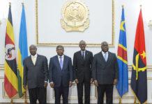 Quadripartite Summit | Luanda, 12 July 2019