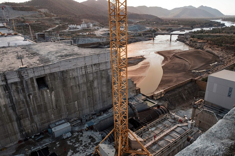 Sudan expresses concern over second phase filling of Nile dam