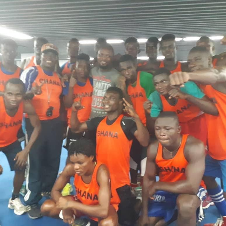 Black Bombers to camp at Sogakope ahead of Tokyo 2020