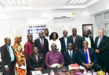 Ghana Rugby Board Members