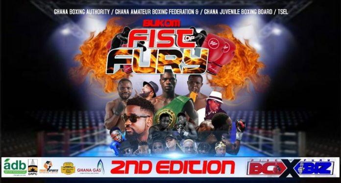Bukom Fist Of Fury Boxing League Season 2