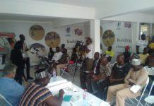 Ghana Rugby Union Stakeholders Workshop