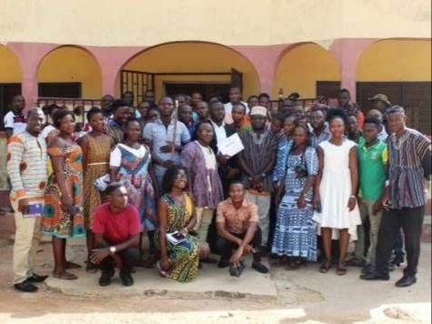 South Tongu Youth Parliament inaugurated