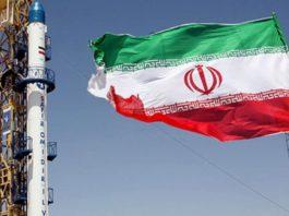 Iran satellite
