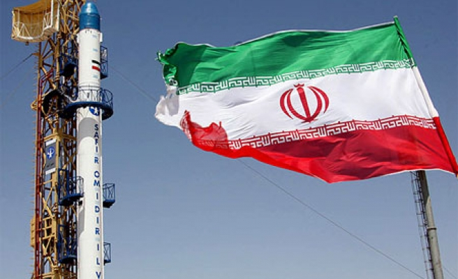 Iran satellite