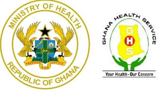 Ministry of health and Ghana health service