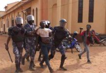 Togo military chases opposition demonstrators