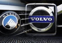 Geely and Volvo