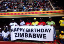 Zimbabwe's Independence Day celebrations