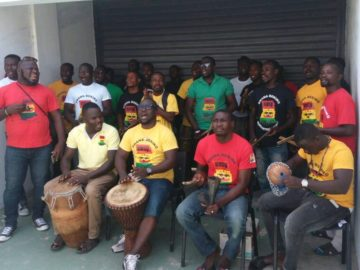 Ghana Boxing Supporters Union (GBSU)
