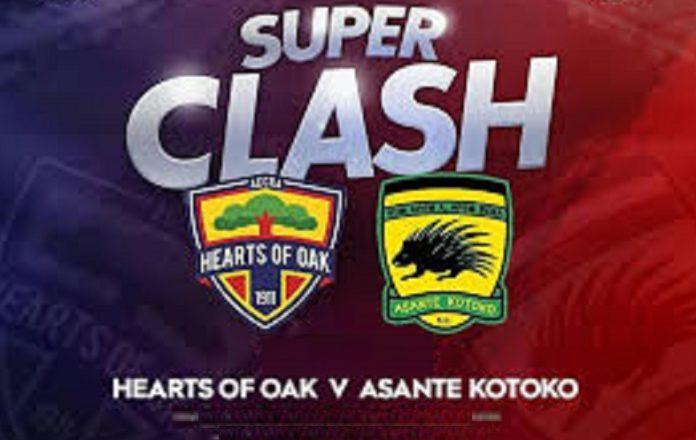 Hearts of Oak vs Asante Kotoko