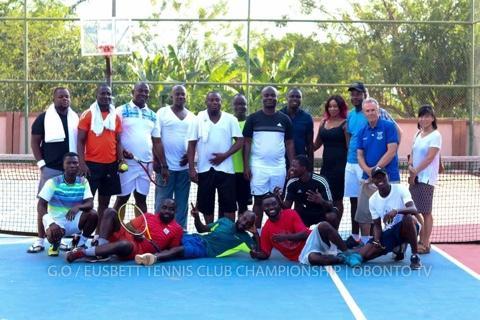 G.O tennis club