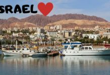 Israeli resort city of Eilat