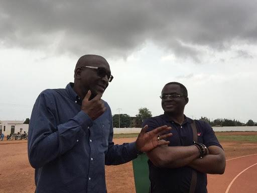 OlympiAfrica Director