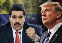 Venezuelan President Nicolas Maduro slammed Donald Trump