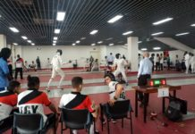 International Fencing Competition