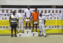 GNPC Ghana Fastest Human competition