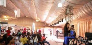 africa make up beauty fair