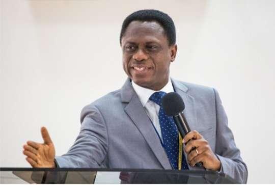 Apostle Eric Kwabena Nyamekye