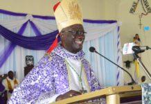 Archbishop Bonaventure