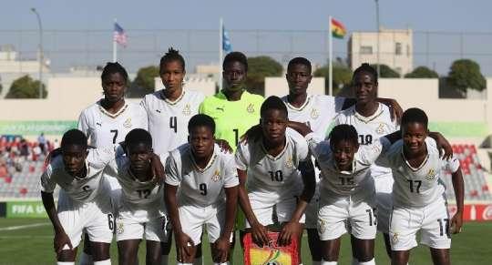 Black Maidens Of Ghana