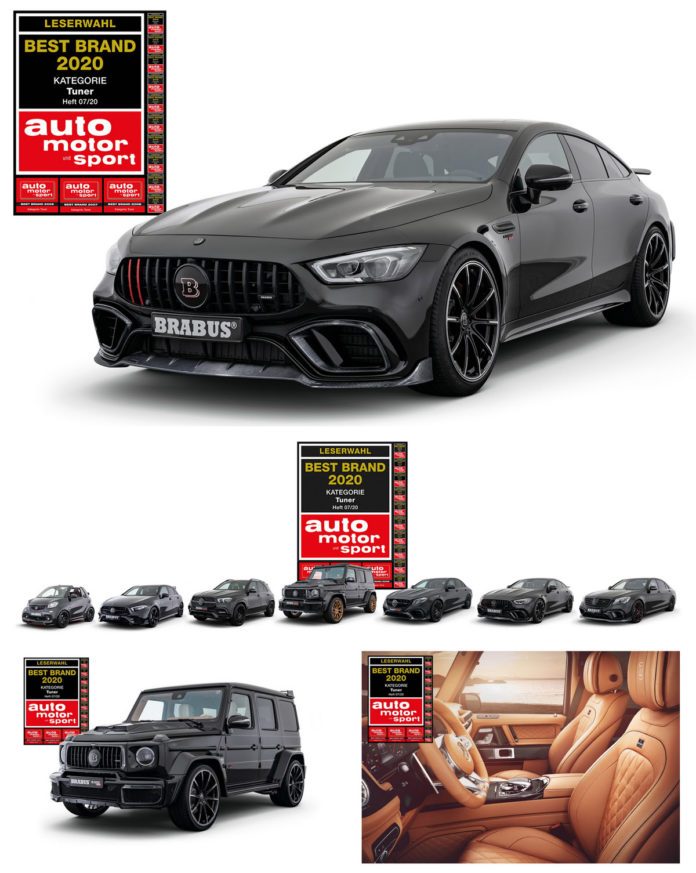 Brabus Voted Best
