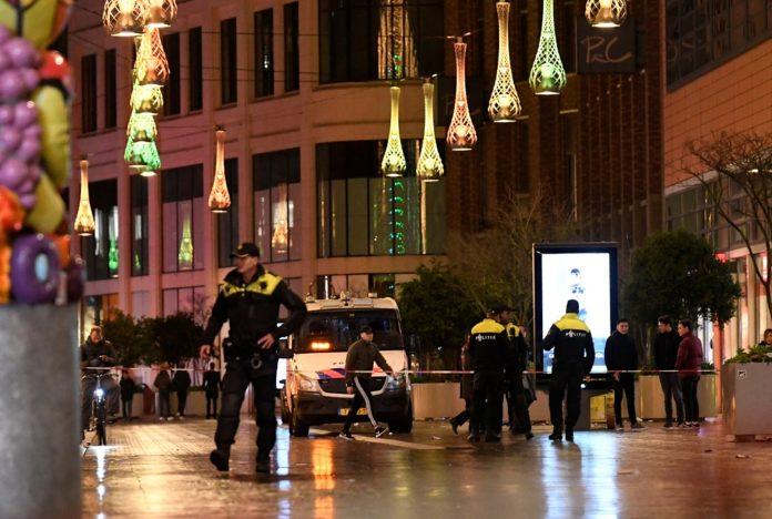 [Reuters]Stabbing in Netherlands