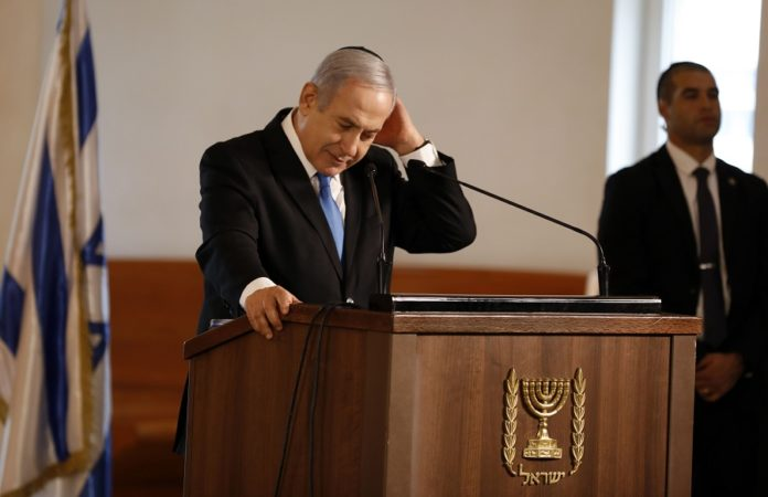 (AFP) ISRAEL-POLITICS