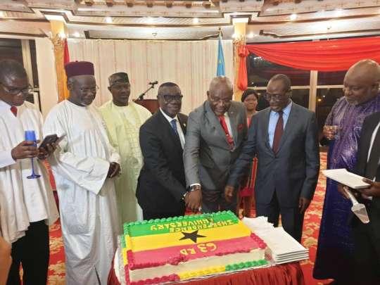 embassy celebration