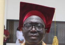Executive President Centre Of Awareness Coa Global Peace Mission Professor Samuel Ato Duncan