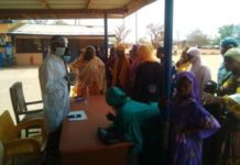 Ghana Border To Togo In Upper East Has No Port Health Station