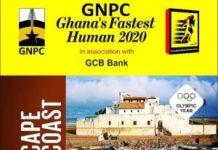 ghana fastest human hits cape coast on saturday march