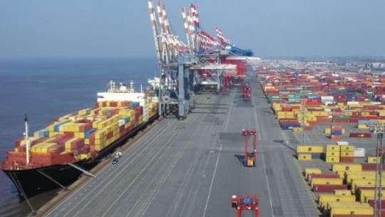 Ghana Ports Ships