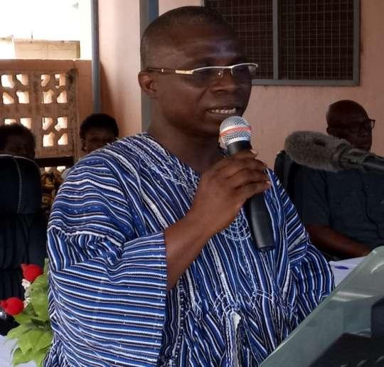 Dr Winfred Ofosu