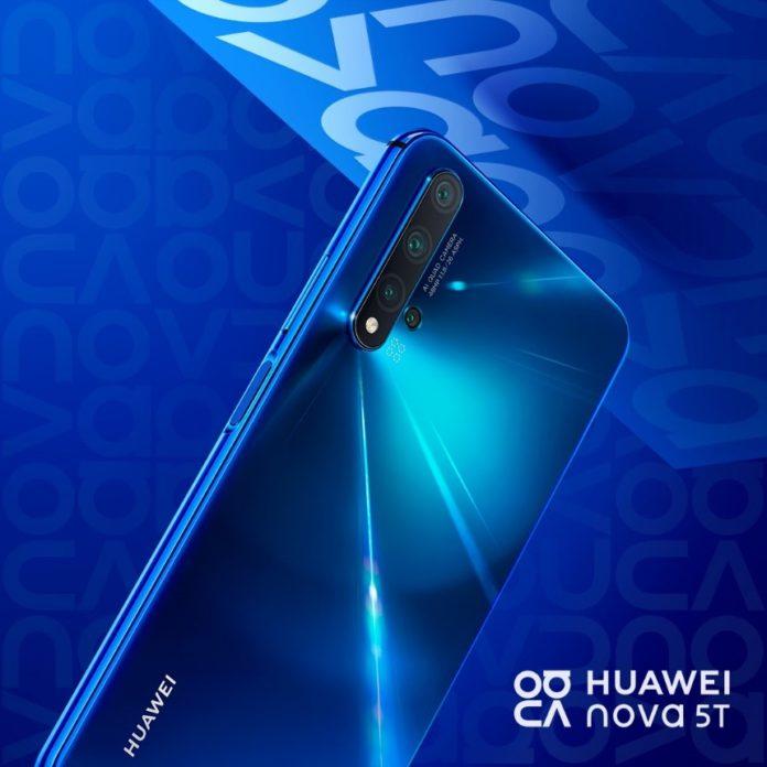 Huawei Nova T