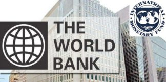 imf and word bank