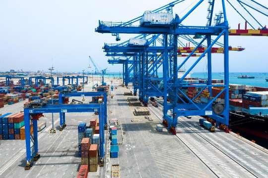 Meridian Port Services