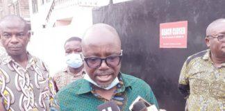Mr Akwasi Aboagye