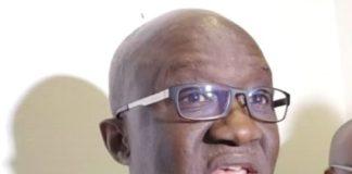 Mr Joseph Kofi Adda Am